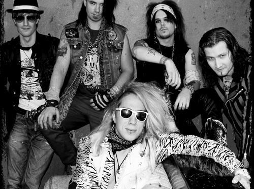 Groupie High School sono una band proveniente da Oulu che propone una aggressiva miscela di hard rock, sleaze e funky.