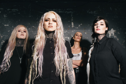 Courtesans Announce 'Better Safe Than Sober' EP release