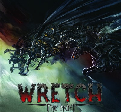 "Wretch  – New Album "" The Hunt"""