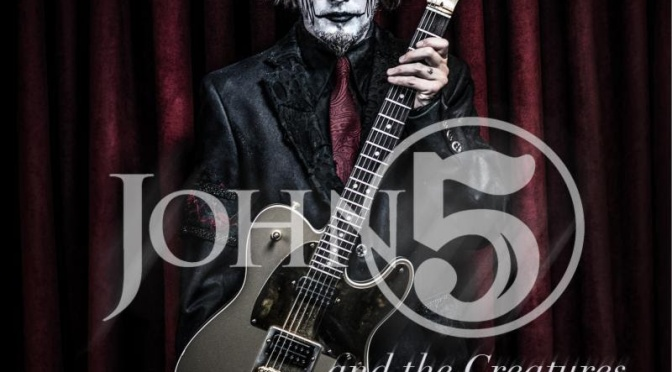 "JOHN 5 Reveals ""Season Of The Witch"""
