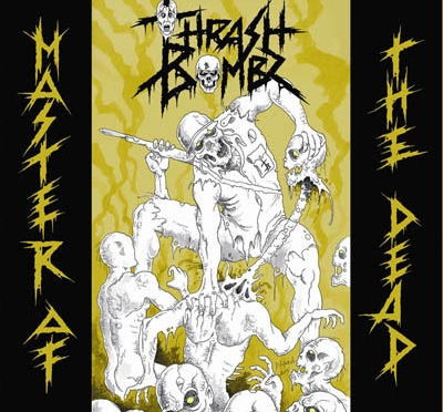 "Trash Bombz Reveals ""Master Of The Dead"" Album Art and Tracklist"