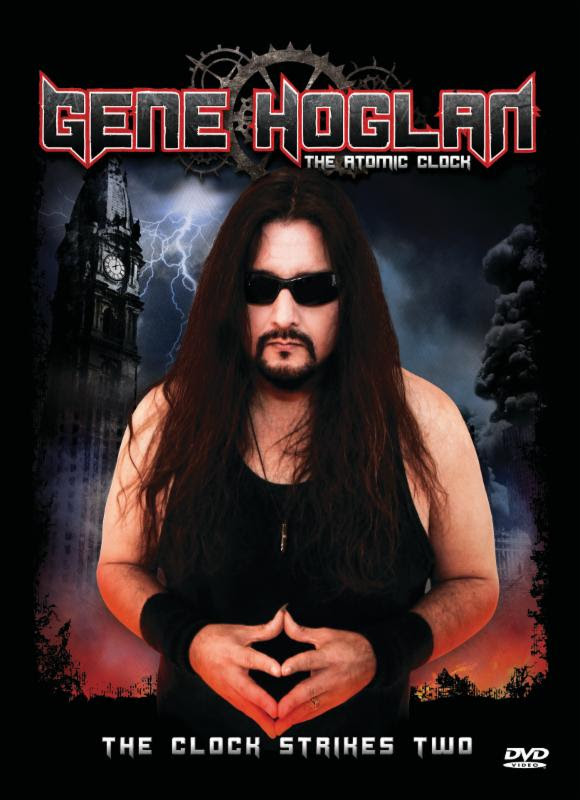 """GENE HOGLAN Reveals STRAPPING YOUNG LAD """"Skeksis"""" Drum Playthrough Video from Upcoming DVD"""