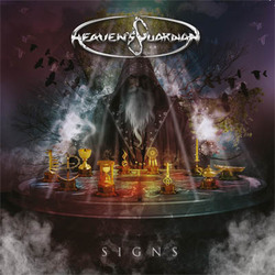 "HEAVEN´S GUARDIAN – ""War"" – official single from the album ""Signs"" –"
