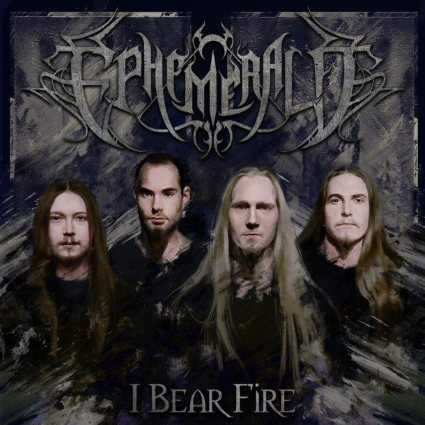 "EPHEMERALD Signed with Rockshots Records! First Lyric Video "" I bear Fire"""