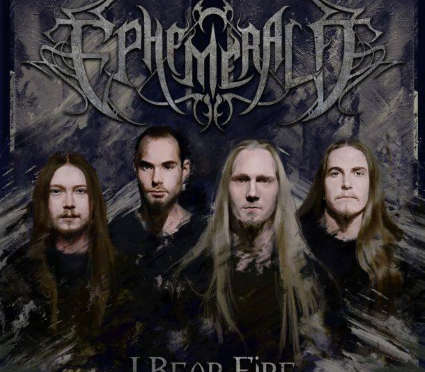 REVIEW: Ephemerald – 'I Bear Fire' (single)