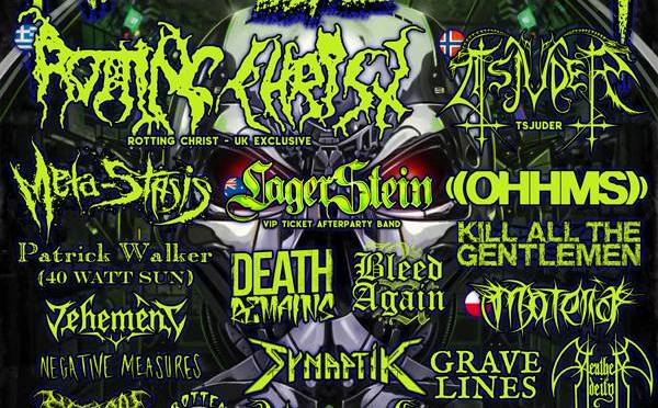 More Bands Added to Mammothfest UK 2017 Line-up!