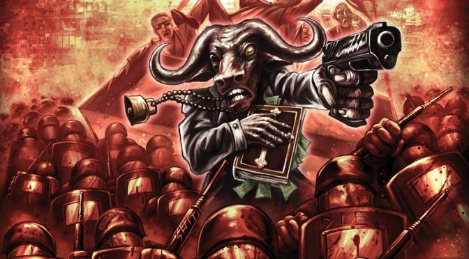 "BUFFALO GRILLZ released new album: ""Martin Burger King"""