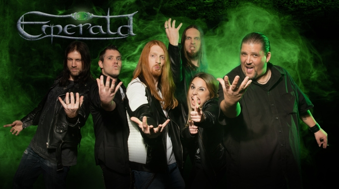 INTERVIEW: Emerald (Switzerland) – Dark Art Conspiracy