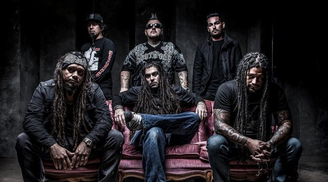 "Latin Metal legends ""Ill Niño"" Announces ""15 Years Of Revolution"" UK tour this March"