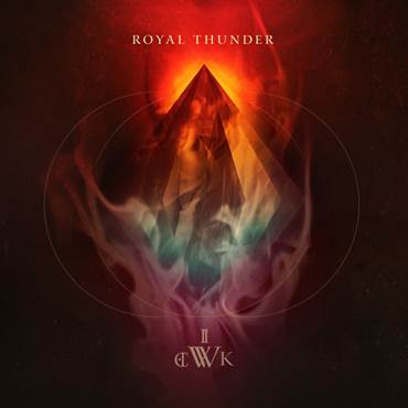 ROYAL THUNDER REVEAL 'APRIL SHOWERS', THE FIRST TRACK FROM FORTHCOMING ALBUM