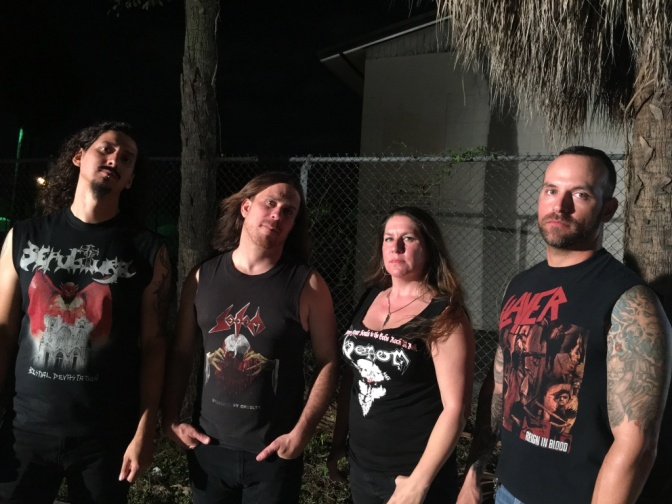 GRUESOME Announce New EP 'Fragments Of Psyche'; Share New Song
