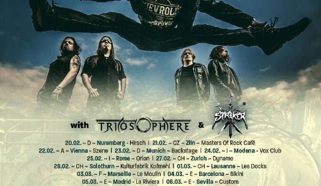 SONATA ARCTICA – European Tour Dates Announced
