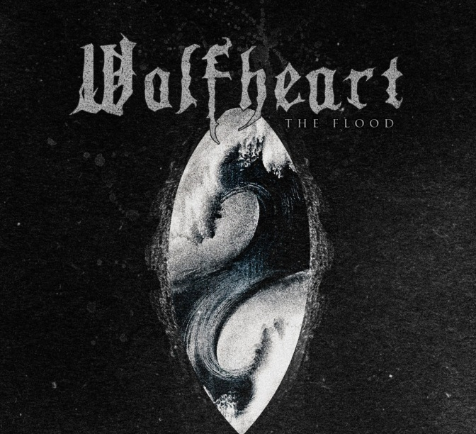 "WOLFHEART Posts  New Video ""The Flood"""