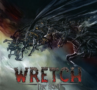 "WRETCH  Stream New Single ""Throne Of Poseidon"""