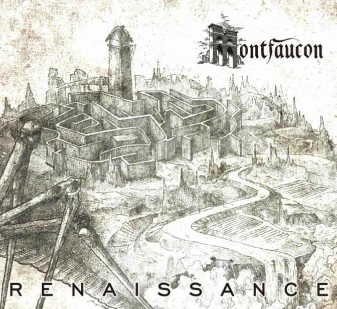 "Death/Doom Metal Duo MONTFAUCON Stream Entire New Album ""Renaissance"""