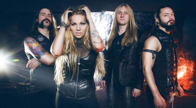 KOBRA AND THE LOTUS  UNLEASH BRAND NEW TRACK FROM UPCOMING ALBUM! US Tour With XANDRIA Confirmed!