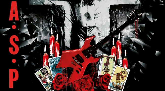 "RE-IDOLIZED: W.A.S.P. 25TH ANNIVERSARY OF  ""THE CRIMSON IDOL"""