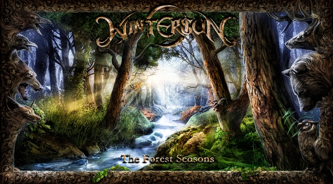 "WINTERSUN – unveil more details about ""The Forest Seasons""!"