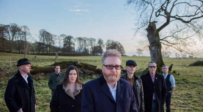 FLOGGING MOLLY ANNOUNCES 'LIFE IS GOOD""