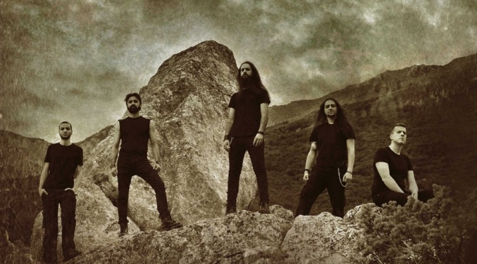 SHORES OF NULL ANNOUNCE 'BLACK DRAPES FOR TOMORROW'