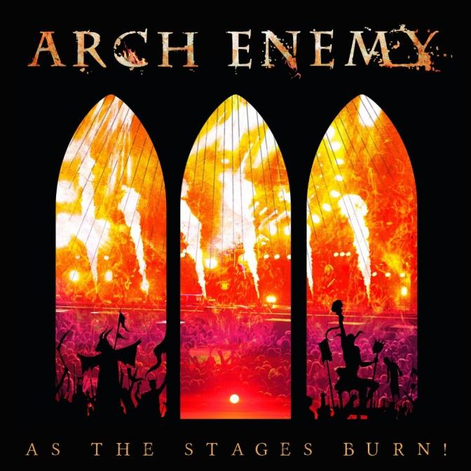 "ARCH ENEMY –  ""Nemesis (Live at Wacken 2016)"""