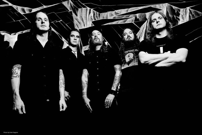 AT THE GATES – Anders Björler quits; Band working on new album!