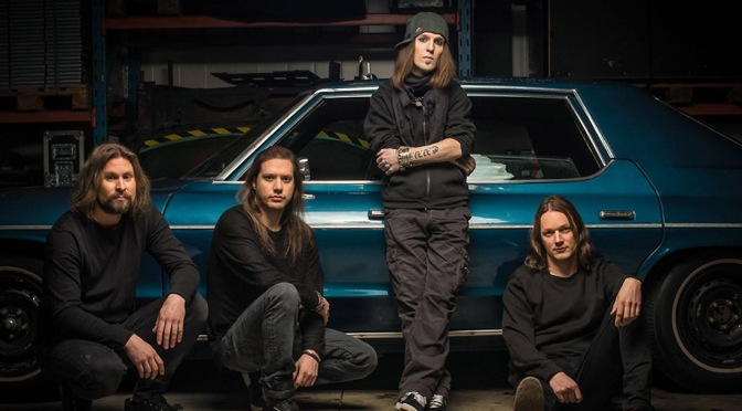 LIVE REVIEW: Children Of Bodom – Shepherd's Bush Empire, London – 12th March 2017