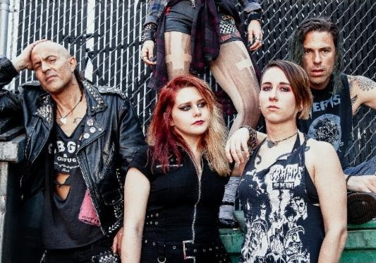 BARB WIRE DOLLS to Perform All Summer on the 2017 VANS WARPED TOUR, Presented by Journeys