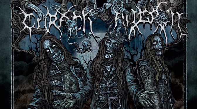 Carach Angren reveal first new track and details of forthcoming album