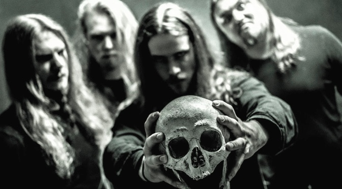 Enragement sacrifice blood for the sun god in their new music video!
