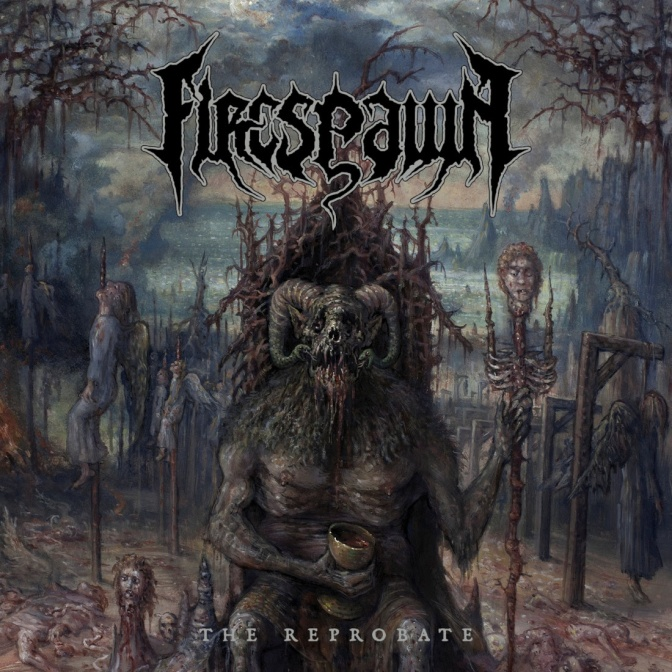 """FIRESPAWN – second track of new album """"The Reprobate"""" out now!"""