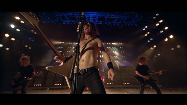 AIRBOURNE REVEAL OFFICIAL VIDEO FOR 'IT'S ALL FOR ROCK N' ROLL'