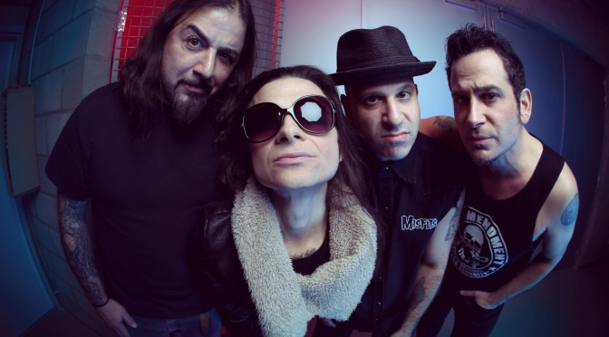"LIFE OF AGONY  Premiere New Song ""World Gone Mad"""
