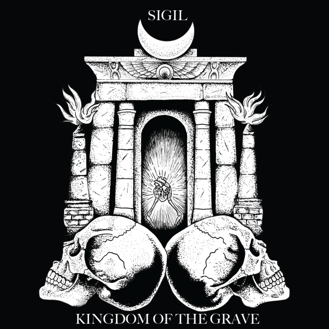 SIGIL Unleash Title Track 'Kingdom of The Grave' From Debut Album