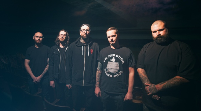 THE ACACIA STRAIN ANNOUNCE NEW ALBUM 'GRAVEBLOOM'  / NEW SONG 'BITTER PILL' STREAMING NOW