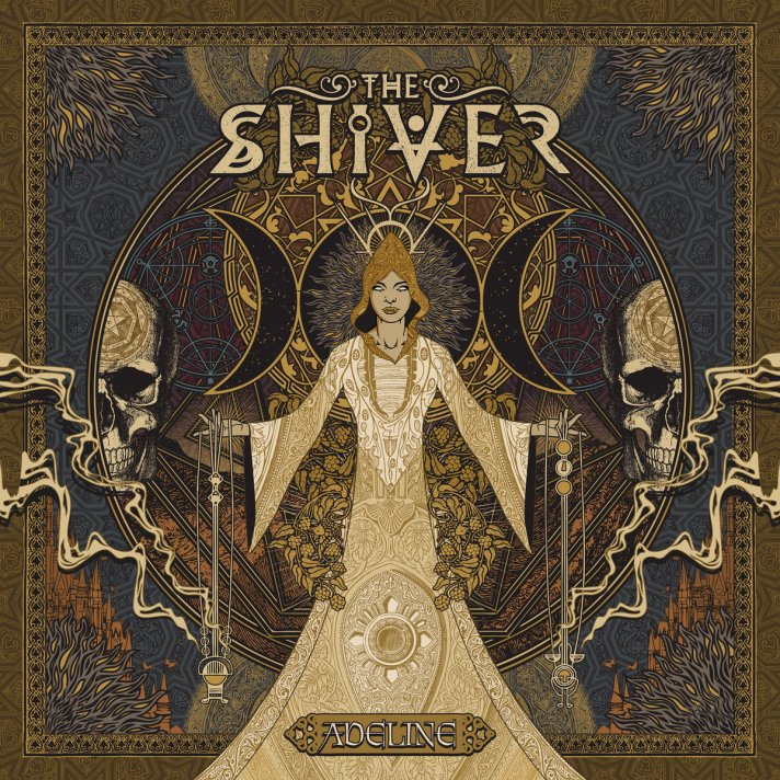 The Shiver Adelene cover