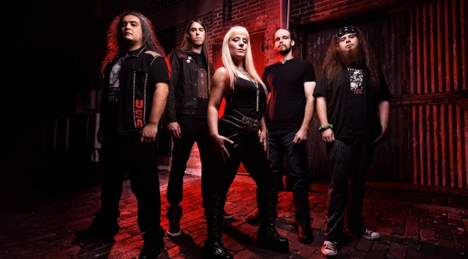 """SEVEN KINGDOMS  Sign Worldwide Deal With Napalm Records! New album """"Decennium"""" out in 2017!"""