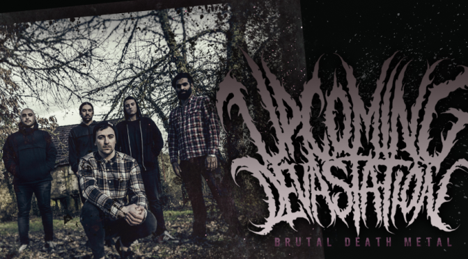 "Upcoming devastation Posts ""Human flesh"" [OFFICIAL MUSIC VIDEO]"