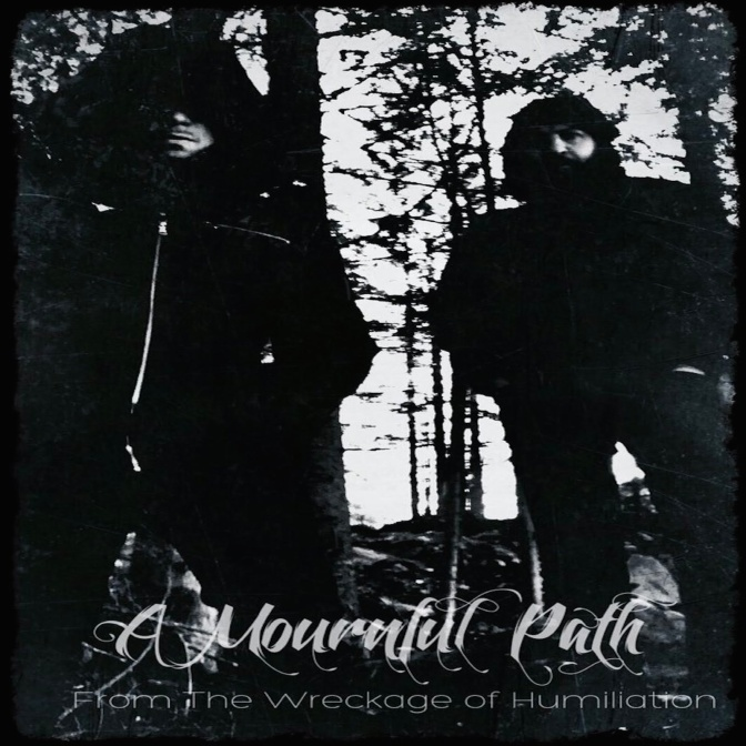 Australian Black Metal Band, A Mournful Path, Released a Single!
