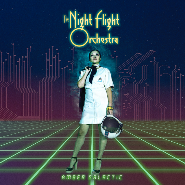 """THE NIGHT FLIGHT ORCHESTRA Premiere Brand New Song """"Midnight Flyer"""""""
