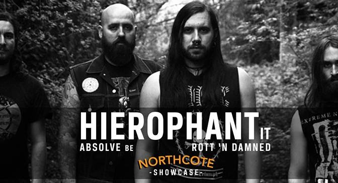 Hierophant about to embark on UK tour