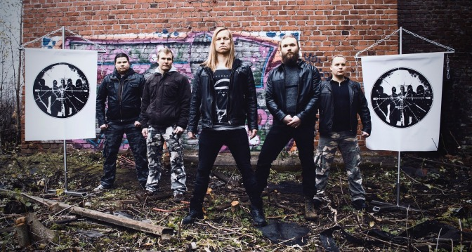 Finnish extreme metal band A Lie Nation to release new EP in April!