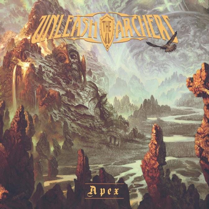 UNLEASH THE ARCHERS Unveil Details Of Upcoming Album!