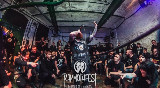 LIVE REVIEW: Mammothfest Presents: Feed The Rhino Plus Supports – The Green Door Store, Brighton UK – 1st April 2017