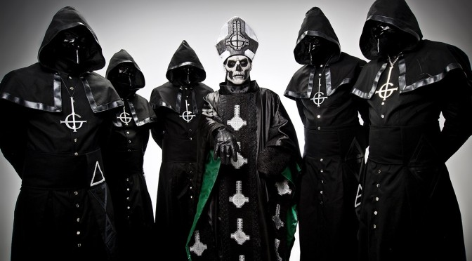 Ghost Leader Sued by Four Former Members