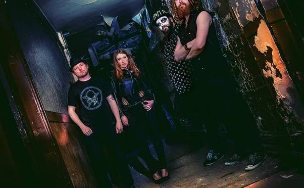 LESBIAN BED DEATH release new single, 'SON OF A THOUSAND MANIACS' with Nightmare On Elm Street inspired music video and announce UK Tour Dates!