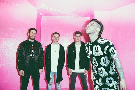 THE ONE HUNDRED REVEAL OFFICIAL VIDEO FOR 'MONSTER'