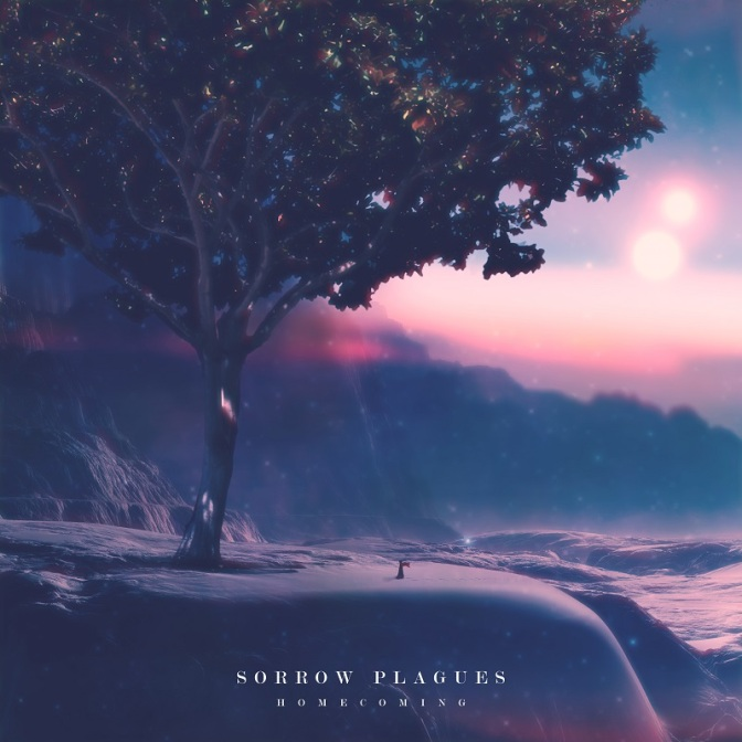 Sorrow Plagues Announce Second Full Length Album 'Homecoming'