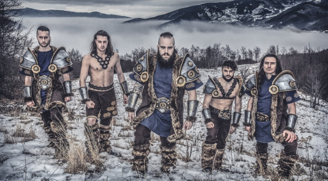 "WIND ROSE: ""THE WOLVES' CALL"" LYRIC VIDEO RELEASED"