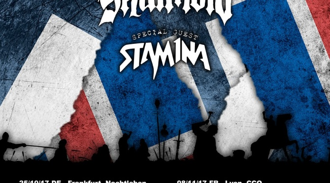 OMNIUM GATHERUM – announce European co-headline tour with Stam1na and Skálmöld!